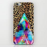 Leopard Prism {A} iPhone & iPod Skin