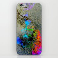 Urban Rainbow iPhone & iPod Skin