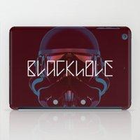 Blackhole Squadron iPad Case