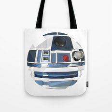 R2 Dot Tote Bag