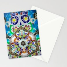 Halloween Clown Stationery Cards