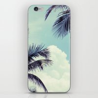 Welcome To Miami Palm Tr… iPhone & iPod Skin