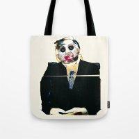 Mr.Morning Tote Bag