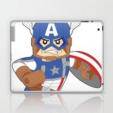 Lego Captain Laptop & iPad Skin
