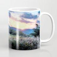 Mountain Sunrise Mug