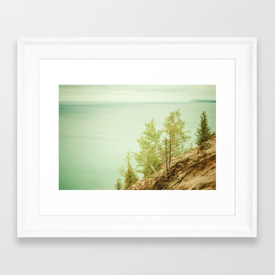 You're the Wind That Blows Me Home Framed Art Print