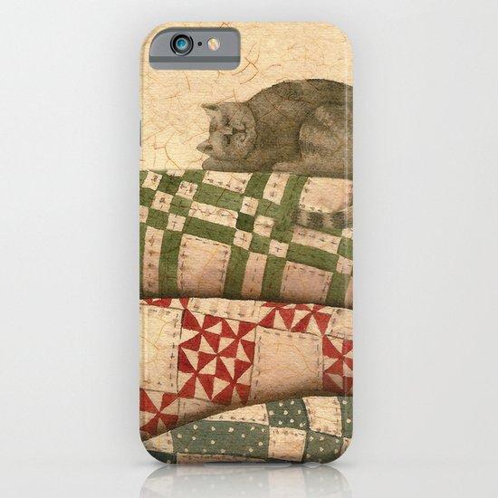 Cat Nap iPhone & iPod Case
