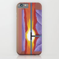 House Of The Sun Cloud iPhone 6 Slim Case