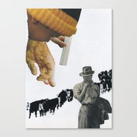 Only You Can Prevent The… Canvas Print