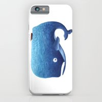 iPhone & iPod Case featuring Moby Dick by Arianna Usai