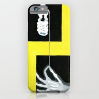 Yellow X-Ray iPhone 6 Slim Case