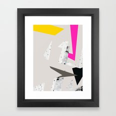 Abstract 08 Framed Art Print