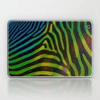 Zebra In Color Laptop & iPad Skin