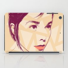 Bjork iPad Case
