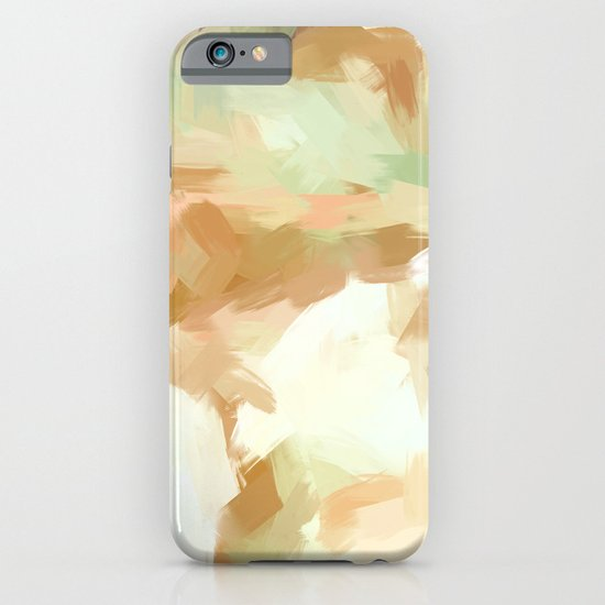 BLOSSOMS - COLORS III iPhone & iPod Case