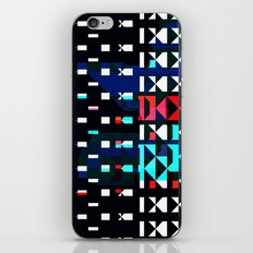 Shifted iPhone & iPod Skin