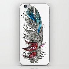 Garden Feather iPhone & iPod Skin
