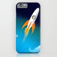 Rocket to the stars! iPhone 6 Slim Case