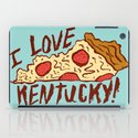 I LOVE KENTUCKY! iPad Case