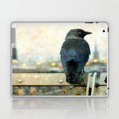 City bird Laptop & iPad Skin