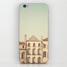designated town of art & history ... iPhone & iPod Skin
