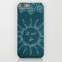 Sinshine pattern iPhone 6 Slim Case