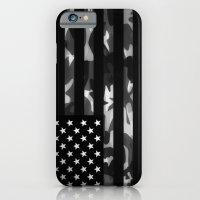 American Camouflage iPhone 6 Slim Case