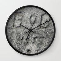 Bob - 47 St Wall Clock