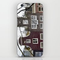 Amsterdam houses iPhone & iPod Skin