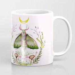 Mug - Pink Moth - Hannah Margaret Illustrations