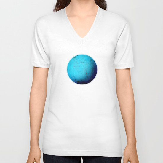 Element: Water V-neck T-shirt