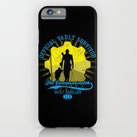 Official vault survivor iPhone 6 Slim Case