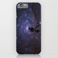 Black crow in moonlight Slim Case iPhone 6s