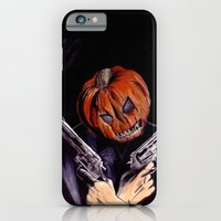 iPhone & iPod Case featuring I'm Your Boogeyman by Zombie Rust