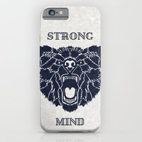 Strong Mind iPhone 6 Slim Case