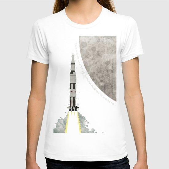 Apollo Rocket T-shirt