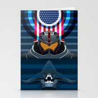 Pacific Rim, Jaws Editio… Stationery Cards