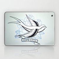 Dirty - Homesick Laptop & iPad Skin