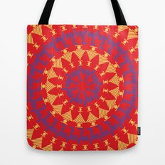 Arabian Tribal Tote Bag