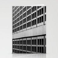 Urban Geometry Stationery Cards