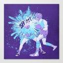 Death Punch Canvas Print