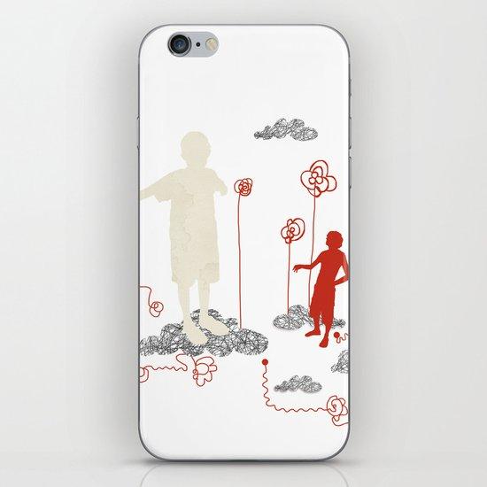 vince iPhone & iPod Skin