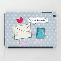Stick Together iPad Case