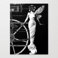 Mother Superior Canvas Print