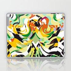 jungle waves Laptop & iPad Skin