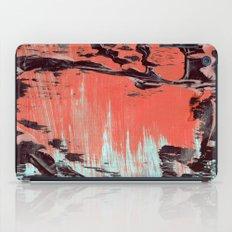Low Paint Relief iPad Case