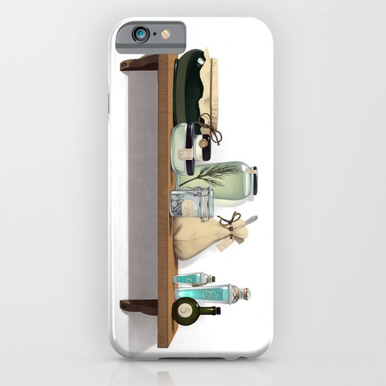 Potions and Poultices iPhone & iPod Case
