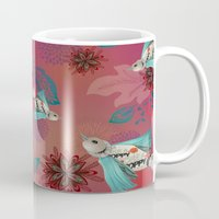Poppy In Flight Mug