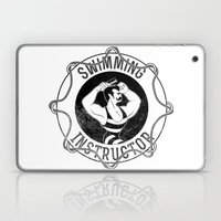 Swimming Instructor Laptop & iPad Skin