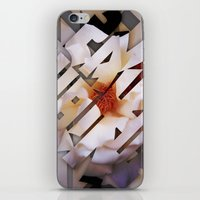 Flower (Fragrant) iPhone & iPod Skin